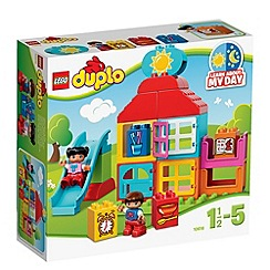 LEGO - Duplo Creative Play My First Playhouse - 10616