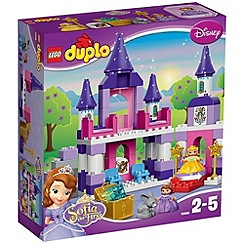 LEGO - Duplo Disney Princess Sofia the First Royal Castle - 10595