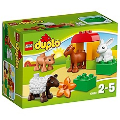 LEGO - Duplo Town Farm animals - 10522
