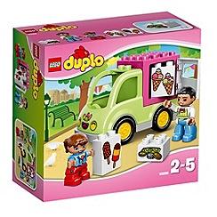 Lego - Duplo Town Ice Cream Truck - 10586