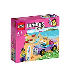 LEGO - Juniors Beach Trip - 10677