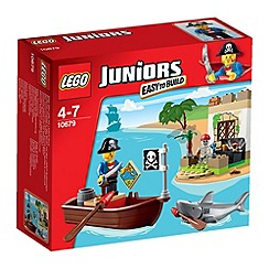 Lego - Juniors Pirate Treasure Hunt - 10679
