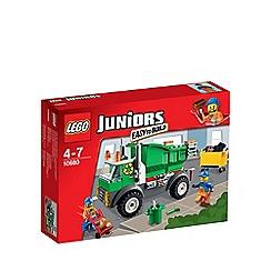 Lego - Juniors Garbage Truck - 10680