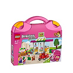 LEGO - Juniors Supermarket Suitcase - 10684