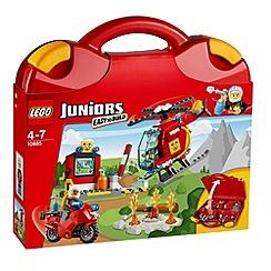 Lego - Juniors Fire Suitcase - 10685