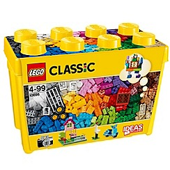 LEGO - Classic Large Creative Brick Box - 10698