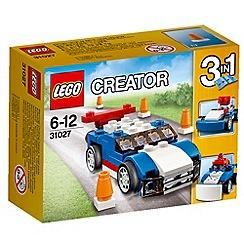 Lego - Creator Blue Racer - 31027