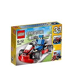 LEGO - Creator Red Go-Kart - 31030