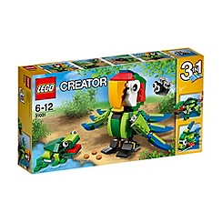 Lego - Creator Rainforest Animals - 31031