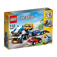 LEGO - Creator Vehicle Transporter - 31033