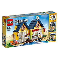 Lego - Creator Beach Hut - 31035