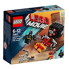 LEGO - Movie Batman & Super Angry Kitty Attack - 70817