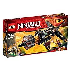 Lego - Ninjago Boulder Blaster - 70747