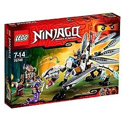 Lego - Ninjago Titanium Dragon - 70748