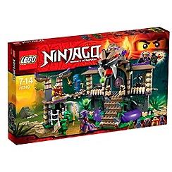 Lego - Ninjago Enter the Serpent - 70749