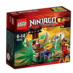 Lego - Ninjago Jungle Trap - 70752