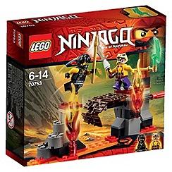 Lego - Ninjago Lava Falls - 70753