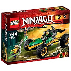 Lego - Ninjago Jungle Raider - 70755