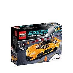 LEGO - Speed Champions McLaren P1 - 75909