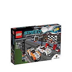 LEGO - Speed Champions Porsche 911 GT Finish Line - 75912