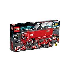 LEGO - Speed Champions F14 T & Scuderia Ferrari Truck - 75913