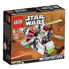 LEGO - Star Wars Republic Gunship - 75076