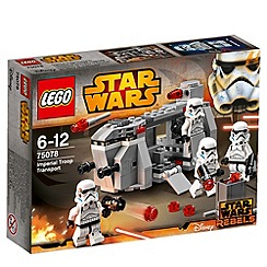LEGO - Star Wars Imperial Troop Transport - 75078