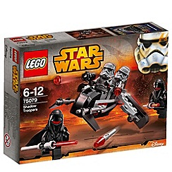 Lego - Star Wars Shadow Troopers - 75079