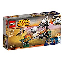 Lego - Star Wars Ezra's Speeder Bike - 75090