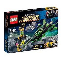 Lego - Super Heroes - DC Comics Green Lantern vs. Sinestro - 76025