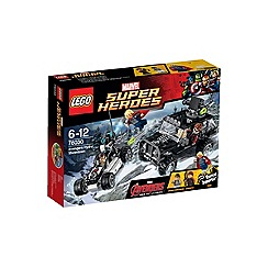LEGO - Super Heroes - Marvel Comics  Avengers Hydra Showdown - 76030