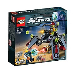 Lego - Ultra Agents Spyclops Infiltration - 70166
