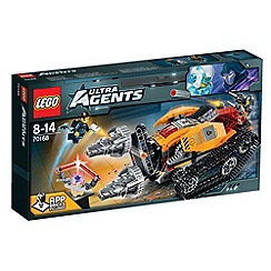 Lego - Ultra Agents Drillex Diamond Job - 70168