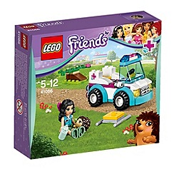 LEGO - Friends Vet Ambulance - 41086