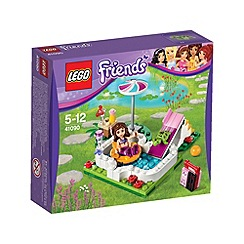 LEGO - Friends Olivia's Garden Pool - 41090