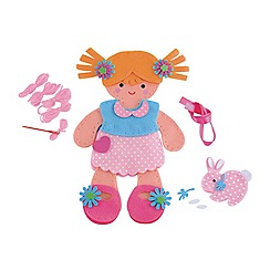 Early Learning Centre - Sew your own rag doll