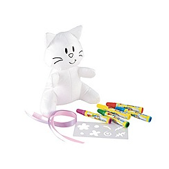 Early Learning Centre - Colour and wash kitten