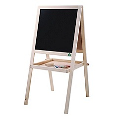 Early Learning Centre - Wooden blackboard easel