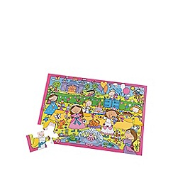 Early Learning Centre - Princess tea puzzle