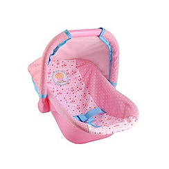 Early Learning Centre - Cupcake car seat pink