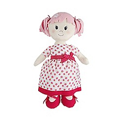 Early Learning Centre - Pink poppets pink doll