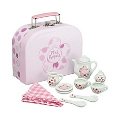 Early Learning Centre - Pink poppets tea set