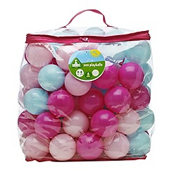 Early Learning Centre - 100 pink playballs