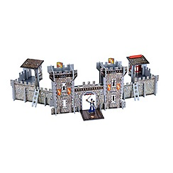 Early Learning Centre - Wooden castle playset