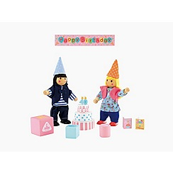 Early Learning Centre - Rosebud birthday party set