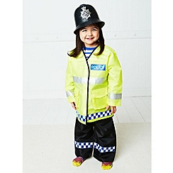 Early Learning Centre - Police jacket & trousers costume