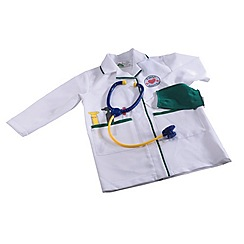Early Learning Centre - Doctor jacket with stethoscope