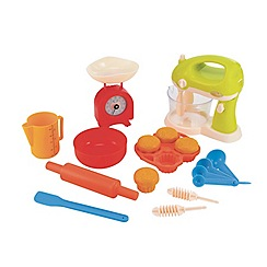 Early Learning Centre - Food mixer and accessories