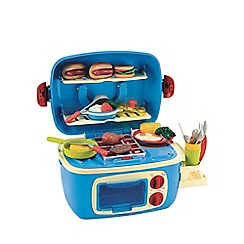 Early Learning Centre - Turq mini sizzling kitchen