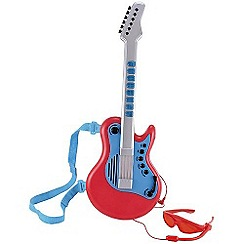 Early Learning Centre - Red fun-key-guitar